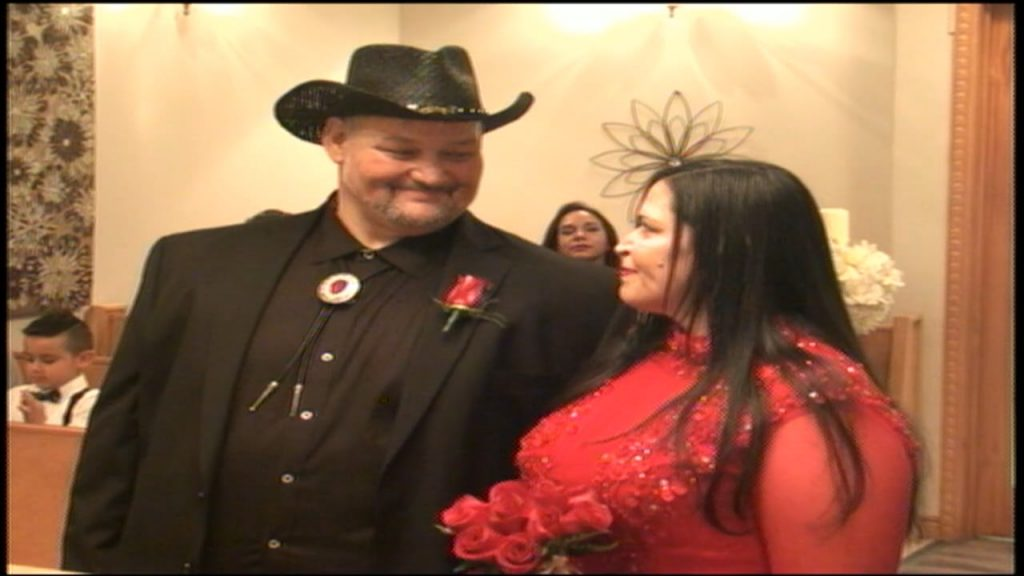 The Wedding of Stephan and Aida December 24, 2017 @ 1pm
