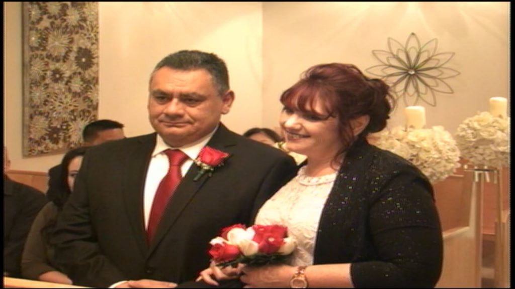 The Wedding of Hector and Sandra January 2, 2018 @ 11am