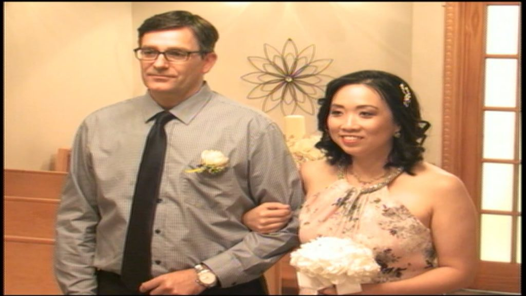 The Wedding of Allen and Christine January 21, 2018 @ 2pm