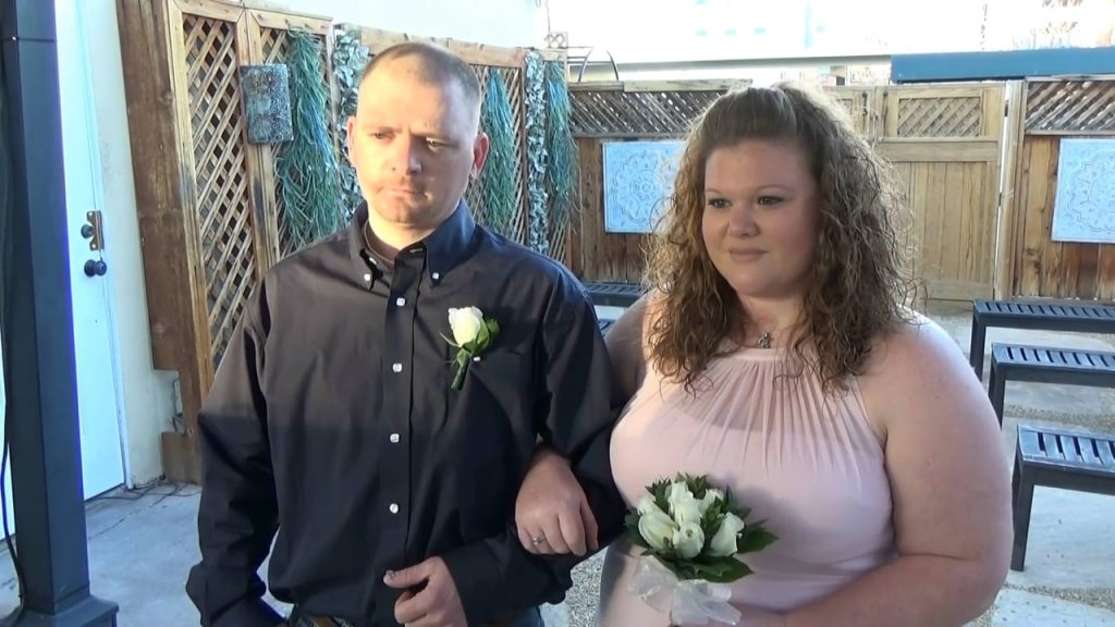 The Wedding of Nathan and Emily January 23, 2018 @ 4pm