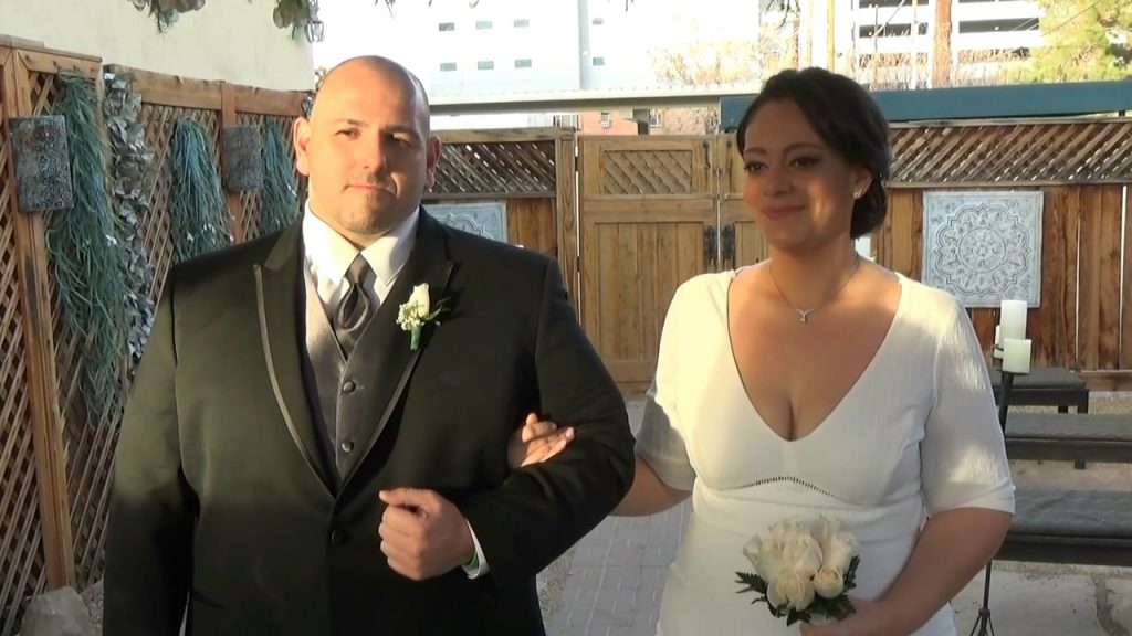 The Wedding of Jason and Deborah January 27, 2018 @ 4pm