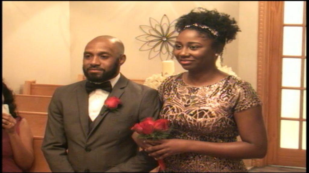 The Wedding of Aaron and Angela January 25, 2018 @ 2pm