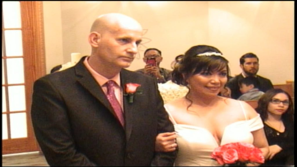 The Wedding of David and Noemi February 23, 2018 @ 5pm