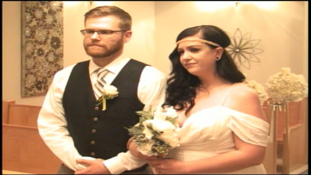 The Wedding of Andrew and Allie March 29, 2018 @ 6pm