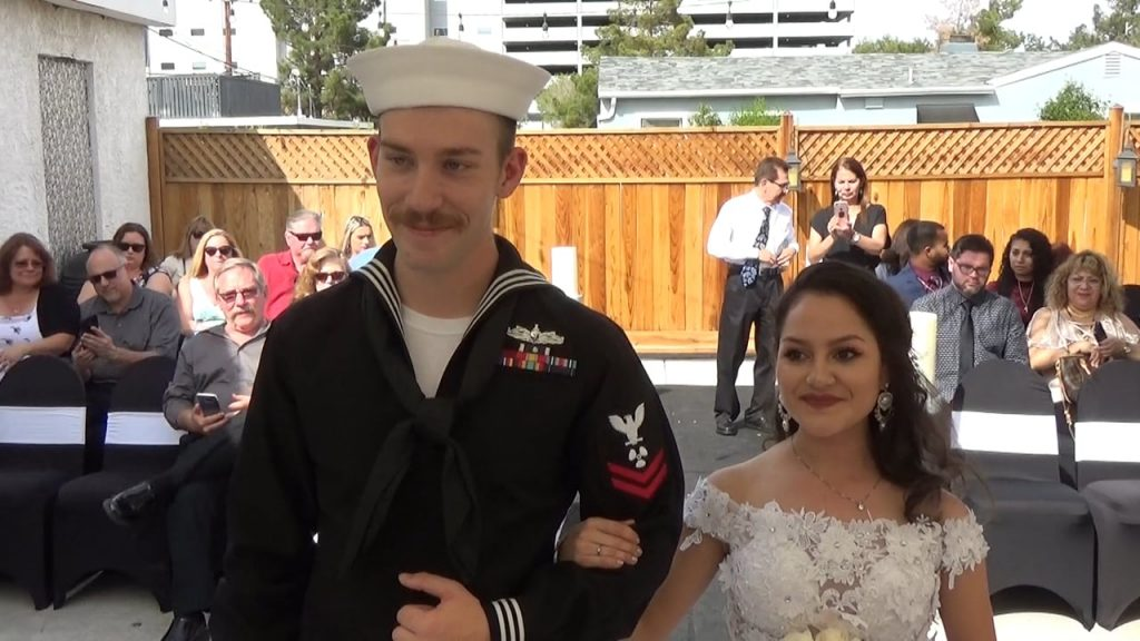The Wedding of Andrew and Kiara March 31, 2018 @ 3pm