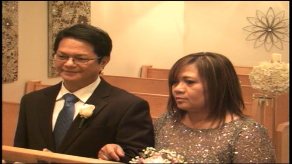 The Wedding of Magno and Lilia April 2, 2018 @ 3pm