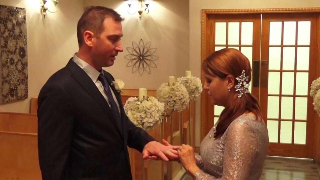 The Wedding of Thomas and Lindsay April 16, 2018 @ 8pm