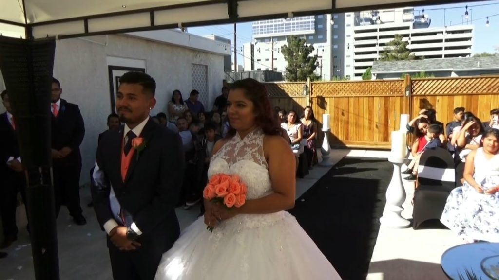 The Wedding of Edgar and Annette April 27, 2018 @ 4pm