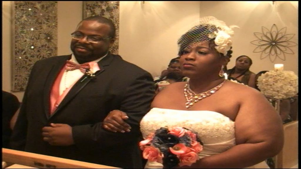 The Wedding of Isaiah and Theresa July 6, 2018 @ 4pm