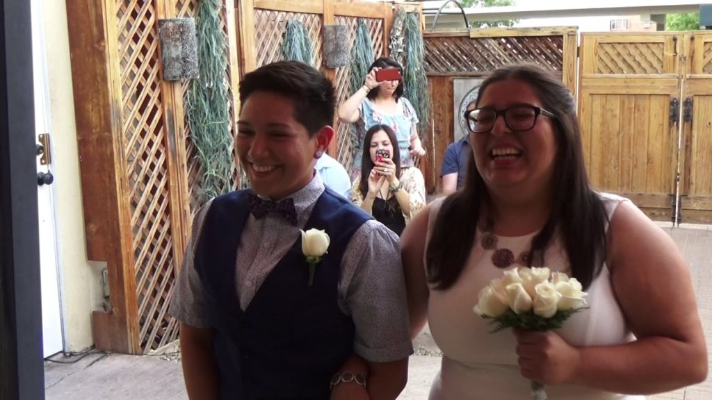 The Wedding of Kristella and Ariel July 9, 2018 @ 7pm