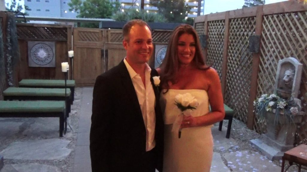 The Wedding of Lee and Carla July 12, 2018 @ 8pm