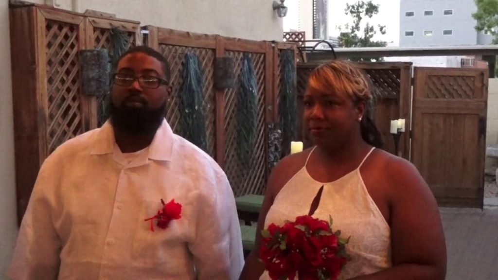 The Wedding of Antwione and Brawyn August 27, 2018 @ 7pm