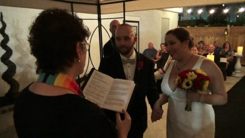 The Wedding of Tom and Ashley September 8, 2018 @ 7pm