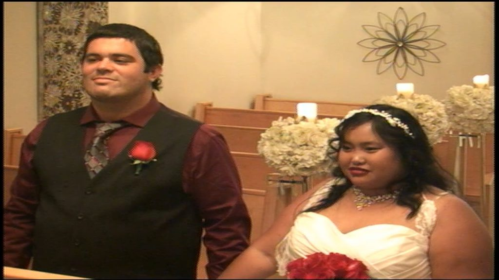 The Wedding of Joseph and Meg September 26, 2018 @ 11am