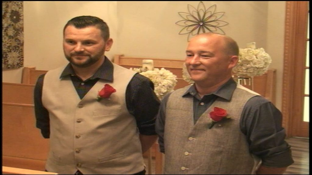 The Wedding of David and Chad September 27, 2018 @ 3pm