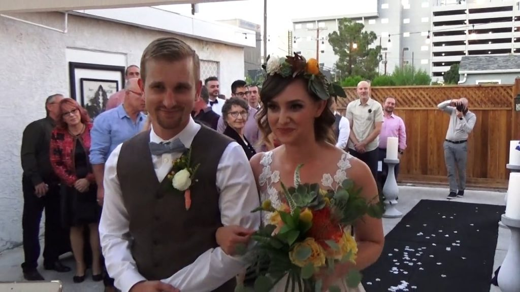 The Wedding of Spencer and Rachel September 28, 2018 @ 6pm
