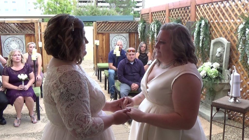 The Wedding of Caitlin and Tara October 6, 2018 @ 4pm