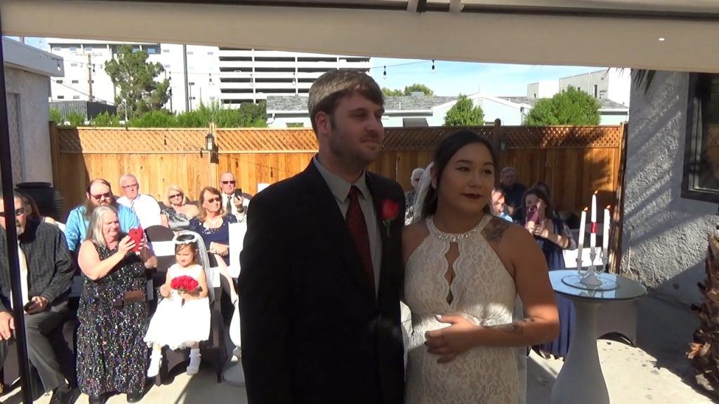 The Wedding of Mark and Litalia October 27, 2018 @ 2pm
