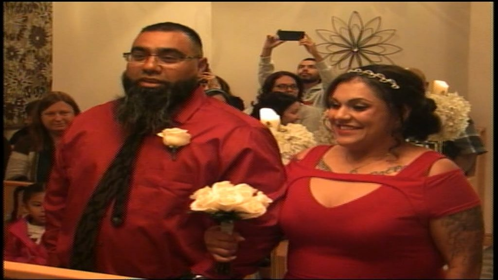 The Wedding of Bruno and Sarah November 10, 2018 @ 6pm