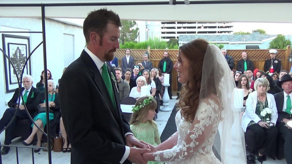 The Wedding of Dean and Dorothy November 10, 2018 @ 4pm