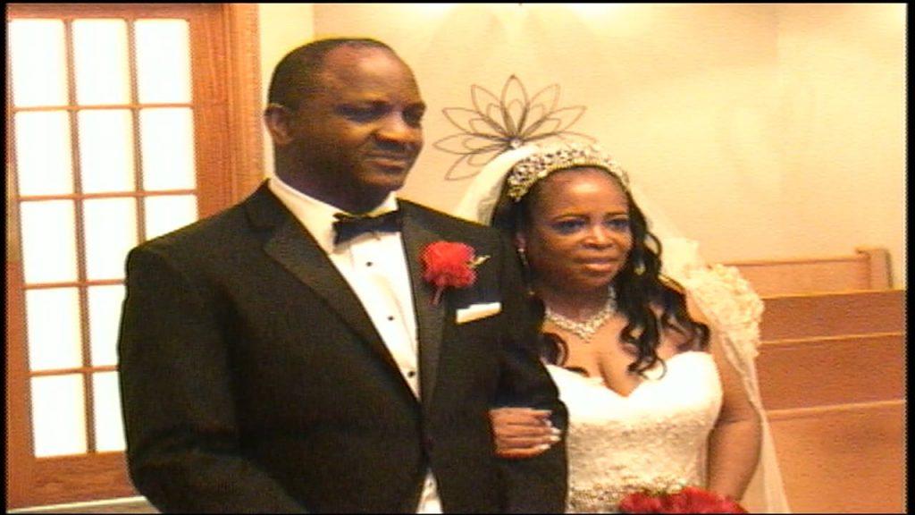 The Wedding of Jonathan and Lenora November 10, 2018 @ 10pm