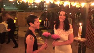 The Wedding of Jacqueline and Shannon November 12, 2018 @ 7pm