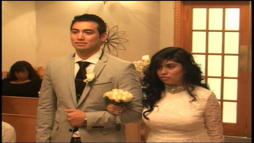 The Wedding of David and Adelina November 25, 2018 @ 12pm