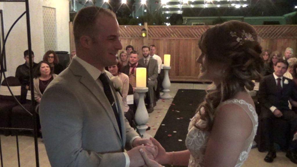 The Wedding of Chad and Shelby December 2, 2018 @ 5pm