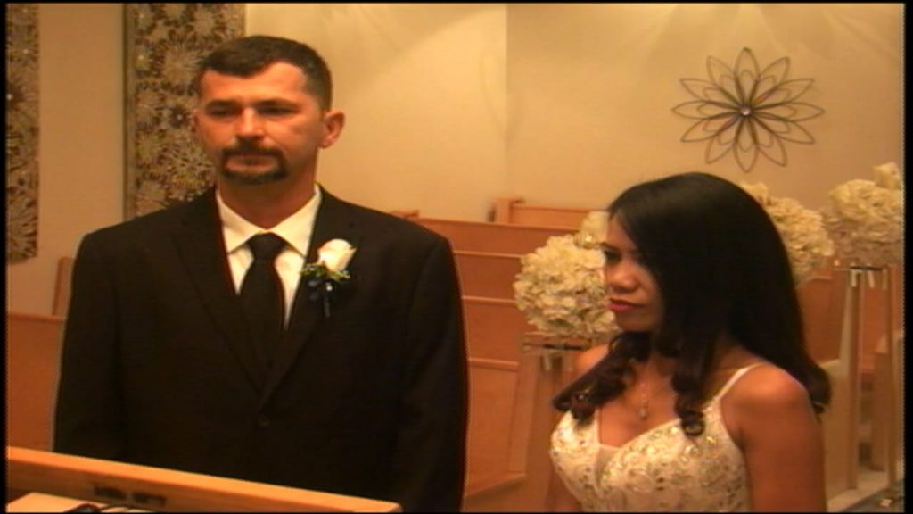 The Wedding of Randy and Judith December 7, 2018 @ 5pm