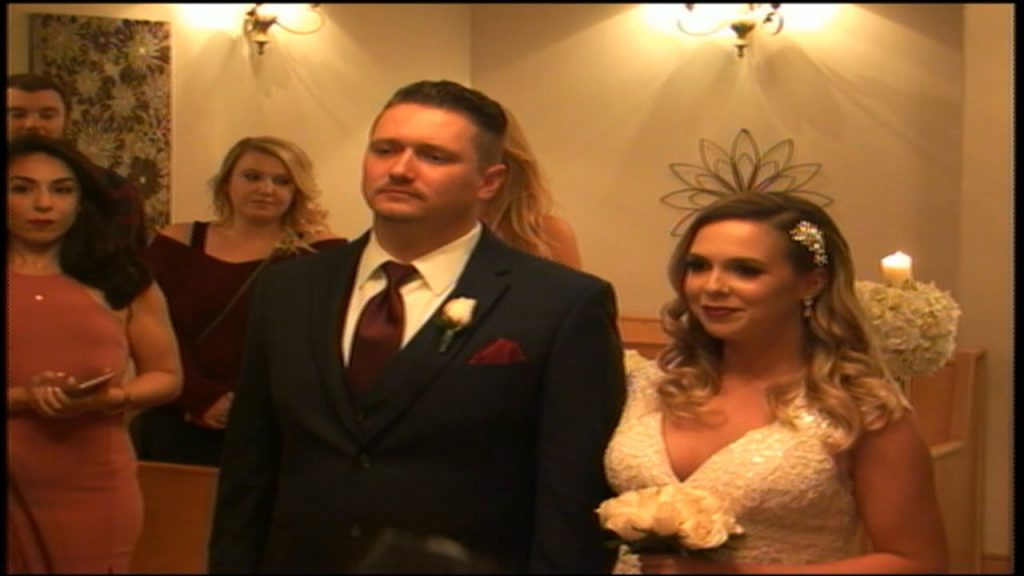 The Wedding of Jeremy and Ashley December 26, 2018 @ 6pm