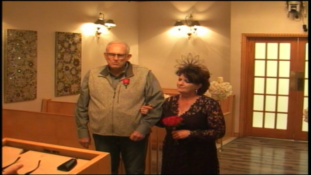 The Wedding of Carl and Connie December 20, 2018 @ 3pm