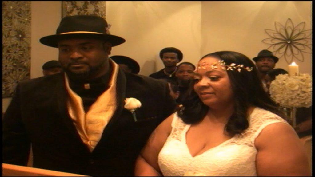 The Wedding of Kenneth and LaThresiea December 11, 2018 @ 5pm