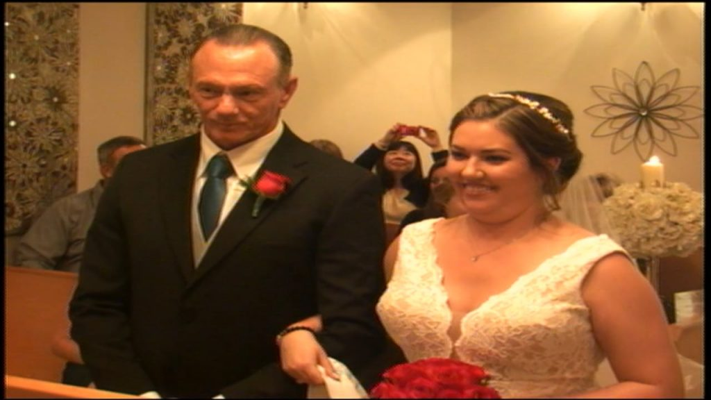 The Wedding of Greg and Sarianna December 11, 2018 @ 3pm