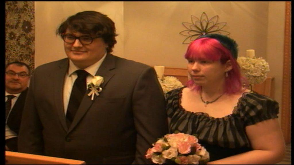 The Wedding of Matthew and Savannah December 29, 2018 @ 5pm