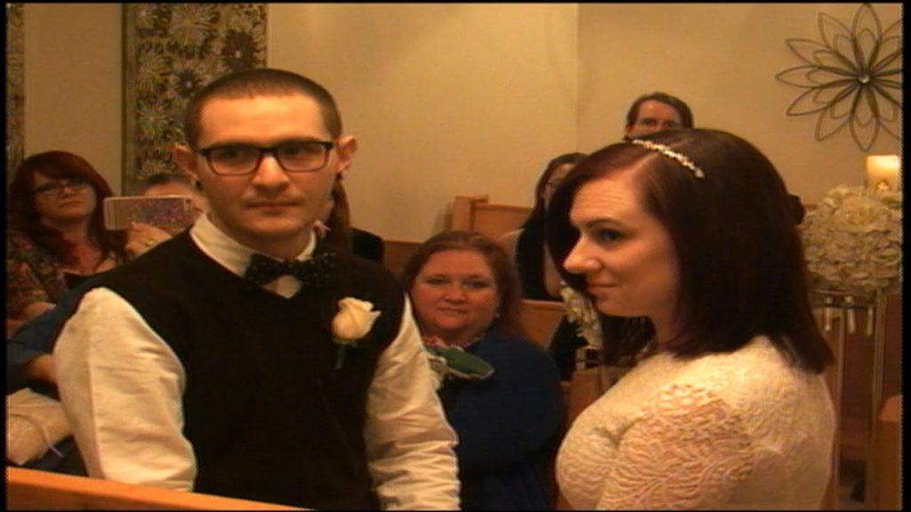 The Wedding of Alexander and Miranda January 5, 2019 @ 5pm