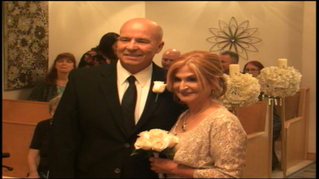The Wedding of Dennis and Mary February 19, 2019 @ 3pm