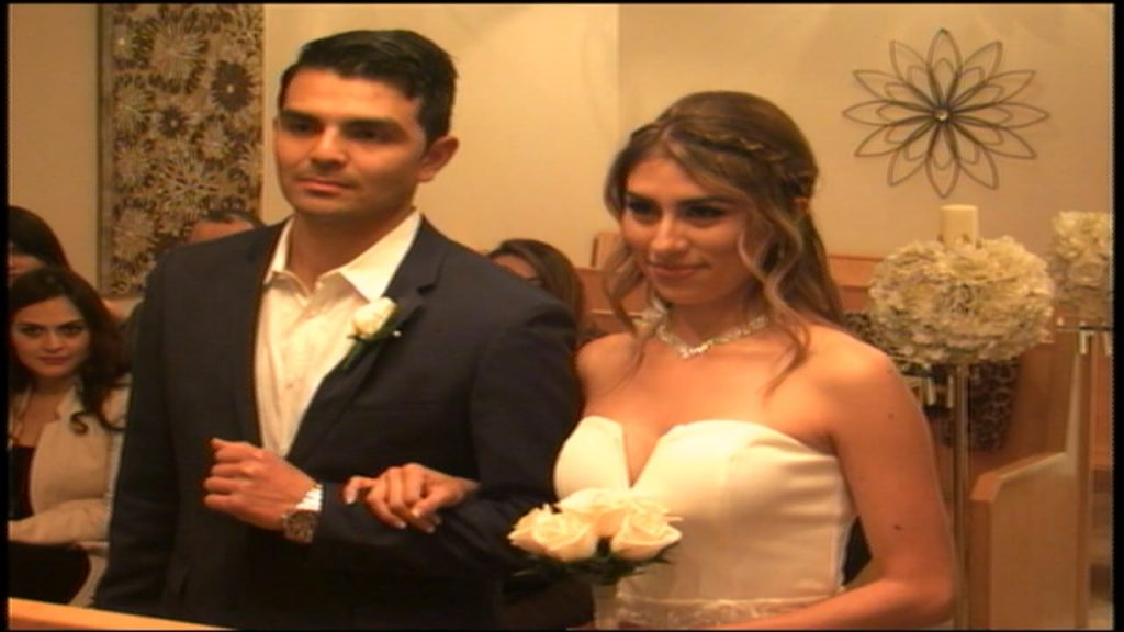 The Wedding of Julian and Andrea February 16, 2019 @ 3pm