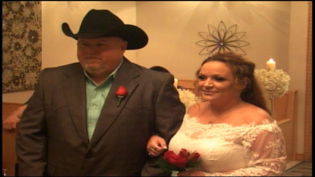 The Wedding of Michael and Mandi February 14, 2019 @ 8pm