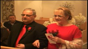 The Wedding of Doug and Marcia February 14, 2019 @ 5pm