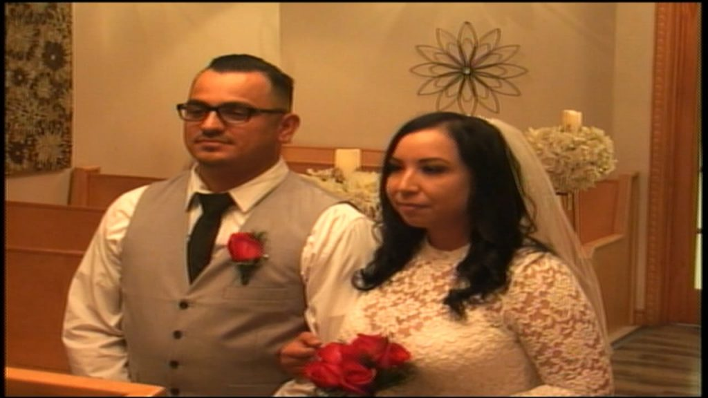 The Wedding of Jose and Erica February 2, 2019 @ 5pm