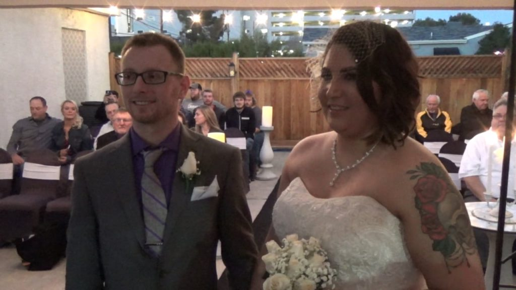 The Wedding of Anthony and Kristen January 23, 2018 @ 5pm