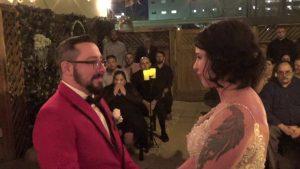 The Wedding of Geoffrey and Armista March 6, 2019 @ 6pm
