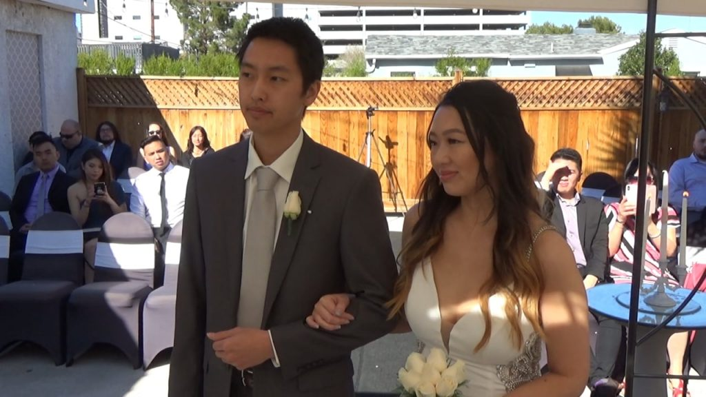 The Wedding of David and Lele March 16, 2019 @ 3pm