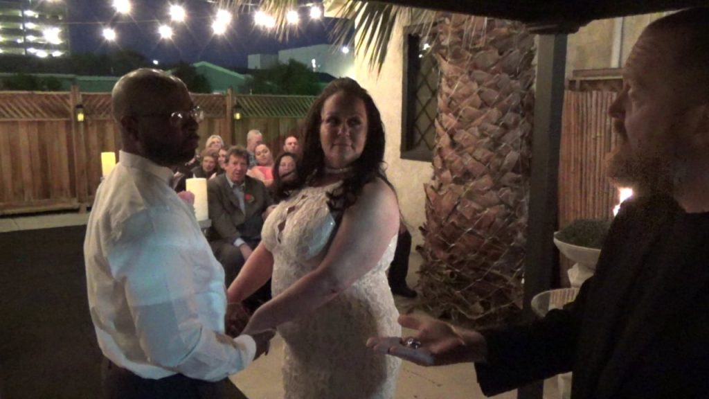 The Wedding of Wellington and Crystal March 30, 2019 @ 7pm