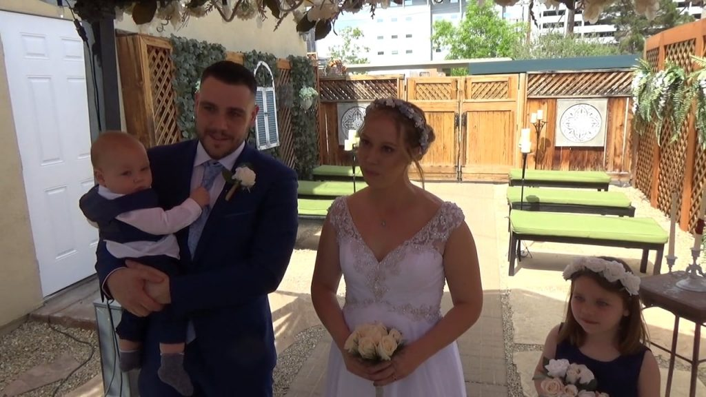 The Wedding of Terry and Natasha April 5, 2019 @ 2pm