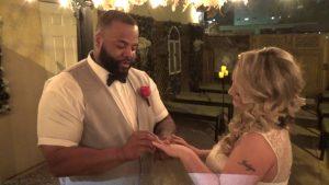 The Wedding of Trey and Amanda April 5, 2019 @ 8pm
