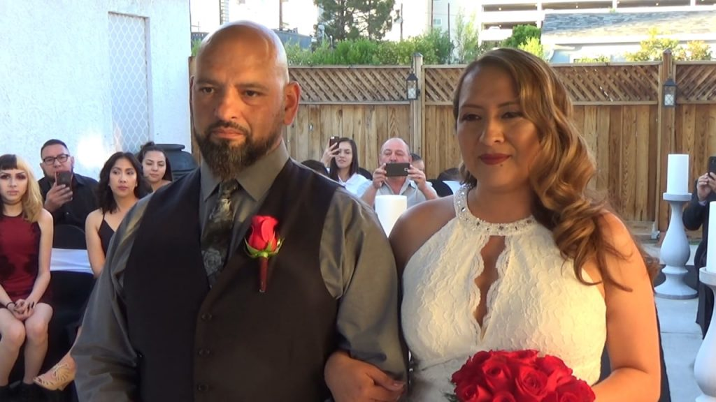 The Wedding of Miguel and Monica April 12, 2019 @ 6pm