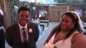 The Wedding of Rhonda and Alvenia April 15, 2018 @ 7pm