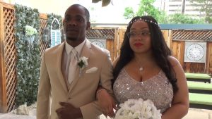 The Wedding of De'Vonate and Courtney April 19, 2019 @ 6pm