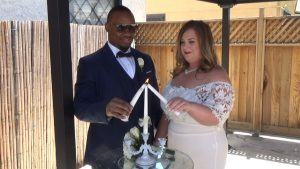 The Wedding of Marcus and Jessica April 20, 2019 @ 1pm